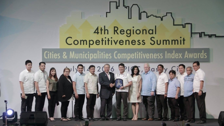 CITY OF IMUS: 2nd Most Economically Dynamic Component City in the Philippines