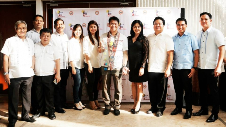 IMUS RECEIVES SGLG AWARD FOR COMMENDABLE GOVERNANCE