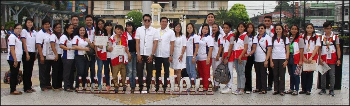 Imus City Campus Journ Team, umani ng 21 parangal sa NSPC