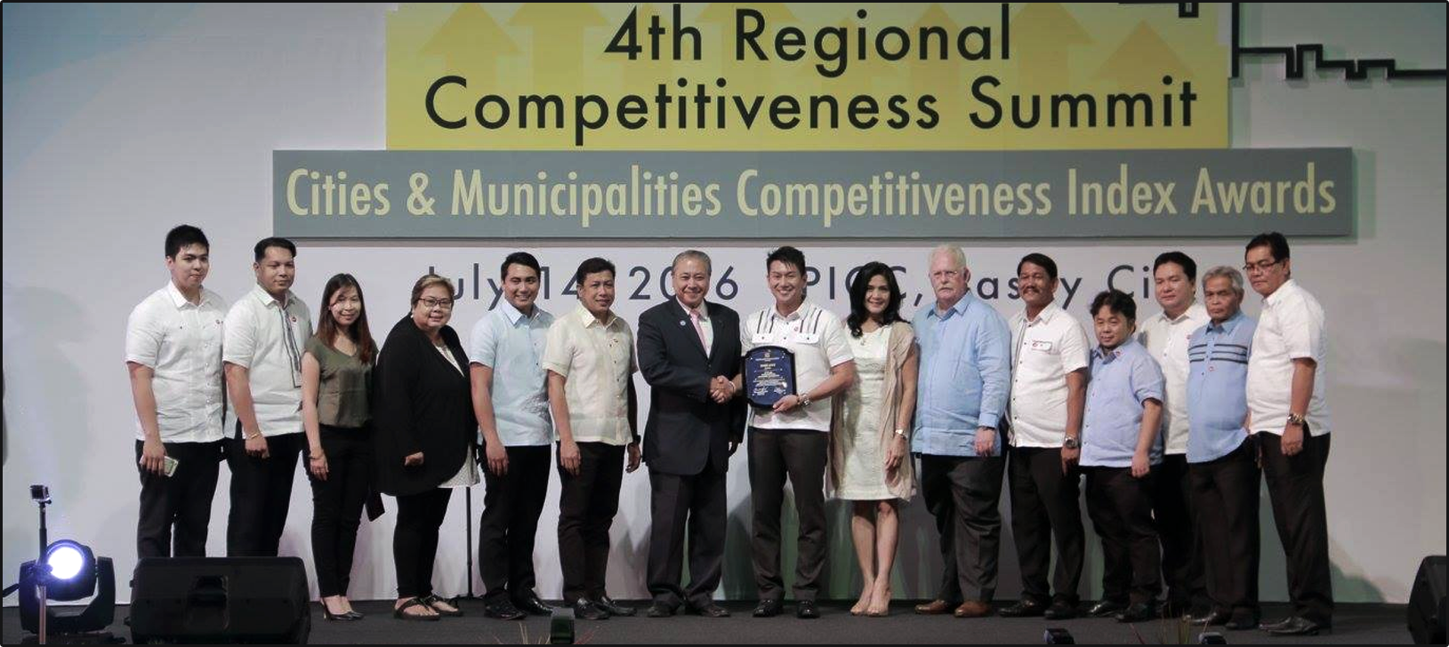 LUNGSOD NG IMUS: 2nd Most Economically Dynamic Component City in the Philippines