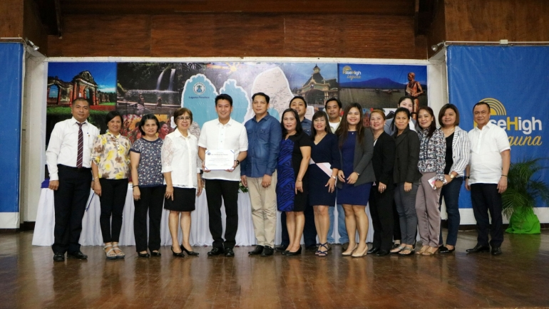 Lungsod ng Imus, Seal of Child-Friendly Local Governance Awardee para sa tatlong magkakasunod na taon