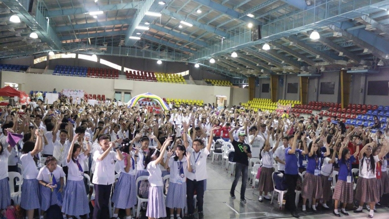 Bida ang Kabataan sa Imus YOUth Month Celebration
